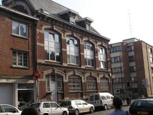Appartements à louer au centre ville, Lille